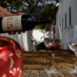 Groot Constantia Launch New Wine