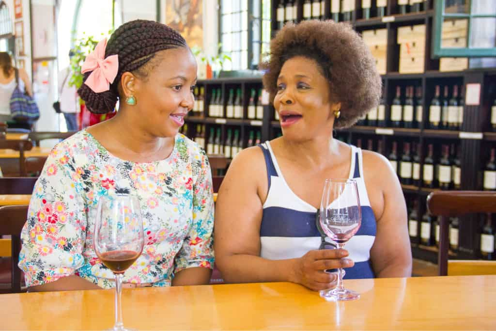 South African pensioners get 50% off at Groot Constantia to celebrate World Senior Citizen's Day